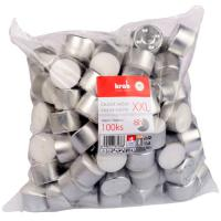 Tealight XXL 22g in cup, 100 pcs in bag