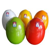 Candle large egg 80x120 mm
