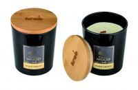 Svíčka Magic Wood 300g, Black Velvet